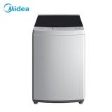 美的(Midea)波轮洗衣机全自动 8KG 大容量 15分钟快洗 专利免清洗十年桶如新 MB80KQ3