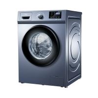 TCL 10公斤变频全自动滚筒洗衣机 整机保修三年 羽绒服洗 中途添衣 (星云蓝)100-P600B