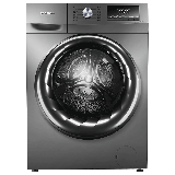 容声 滚筒洗衣机全自动 10公斤KG超薄 纳米银离子除菌 护型护色冷水洗  真丝柔洗 除螨 RG10148BJZ