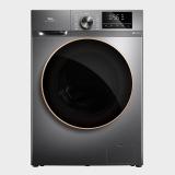 TCL 10公斤DD直驱变频电机滚筒洗烘一体洗衣机G100F12-HD(星曜灰)