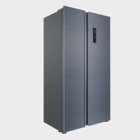 TCL 冰箱 520升 520P5-S 双变频 对开门冰箱 风冷无霜 AAT养鲜(星云蓝)