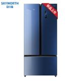 创维(SKYWORTH)503升 冰箱双开门 美式多门 银离子杀菌 变频节能静音 宽幅变温 BCD-503WTGP