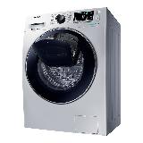 三星(SAMSUNG)9公斤滚筒洗衣机全自动 安心添 泡泡净洗 WW90K5410US/SC(XQG90-90K5410US) 银
