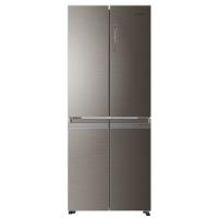海尔(Haier)403升十字对开门 变频彩晶 阻氧干湿分储 三挡变温冰箱BCD-403WDGR(线下同款)