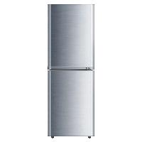 康佳(KONKA)184升 双门冰箱 小型电冰箱 家用节能 金属面板 保鲜静音 BCD-184GY2S