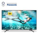 松下(Panasonic)TH-43FX660C 43英寸 开机无广告 硬屏4K超清HDR智能液晶电视机 开机无广告