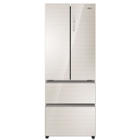 海尔 (Haier )449升双变频风冷多门冰箱BCD-449WDCO
