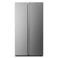 康佳(KONKA)602升 对开门冰箱 风冷无霜 LED电脑温控 双开门冰箱  BCD-602WEGY5S