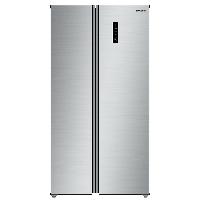 创维(SKYWORTH)538升双开门 对开门冰箱 双变频风冷无霜 家用大容量 超薄嵌入静音省电W53LP