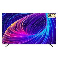 海尔(Haier)65V31 65英寸超薄全面屏4K超高清 人工智能 语音遥控 液晶平板教育电视2+16G