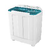 海尔(Haier)12公斤半自动双缸洗衣机 超大容量 动平衡脱水 可洗薄被子 XPB120-899S