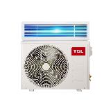 TCL中央空调 大2匹冷暖风管机 一拖一嵌入式卡机 6年保修 适用20-28㎡ KFRD-52F5W/Y-E2