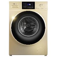 容声 滚筒洗衣机全自动 8公斤 变频 全触控大屏 羊毛洗 智能WIFI控制 婴幼护洗 RG80D1426ABYG