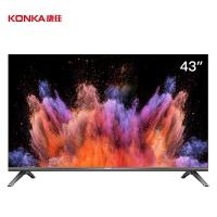 康佳(KONKA)LED43G30UE 43英寸 4K超高清 金属机身 全面屏 AI智能语音 网络平板液晶教育电视机