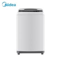 美的(Midea)波轮洗衣机全自动 8公斤 专利免清洗十年桶如新 10分钟快洗 DIY自编程 MB80V31