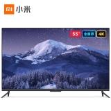 小米电视全面屏Pro 55英寸 4K超高清 4.9mm超薄 2+32GB AI人工智能网络液晶平板电视 L55M5-AB 京品家电