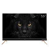 创维(SKYWORTH)55A8 55英寸 4K超高清 智慧屏 防蓝光护眼 远场语音 MEMC防抖 无边全面屏 2+64G内存