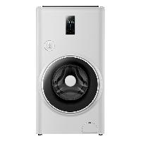 TCL 11公斤复式变频全自动波轮滚筒一体洗衣机 双筒分区 同步洗护 呵护母婴  20分快速洗(芭蕾白)G110T100-BY
