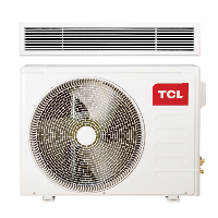 TCL中央空调 1匹冷暖风管机 一拖一嵌入式卡机 6年保修 适用8-12㎡ KFRD-26F5W/Y-E2