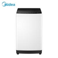 美的 Midea 波轮洗衣机全自动 8公斤专利免清洗十年桶如新 立方内桶 水电双宽 MB80ECO1