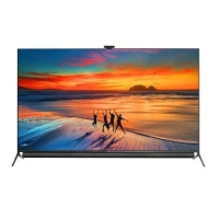 TCL  55C79  55英寸高色域液晶平板电视 3+32GB 视频通话 前置一体式圆柱音响