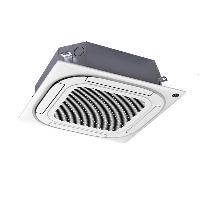 美的(Midea)中央空调一拖一嵌入式 3匹天花机天井机商用店铺吸顶机冷暖新能效220V RFD-72QW/DN8Y-D(D3)