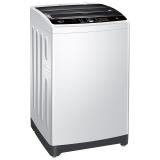 海尔(Haier)  9公斤直驱变频静音全自动波轮洗衣机 智能模糊控制 特色牛仔洗XQB90-BM21JD