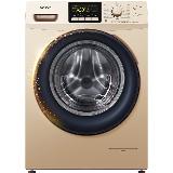 容声(Ronshen) 滚筒洗衣机全自动 10公斤大容量 BLDC变频 认证除螨洗 高温洗净 静音RG100D1422BG