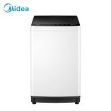 美的(Midea)波轮洗衣机全自动 10公斤专利免清洗十年桶如新 立方内桶 水电 双宽 MB100ECO