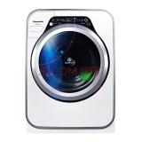 松下(Panasonic)XQG32-A312D 婴儿洗衣机全自动滚筒3.2KG 光动银除菌 婴幼儿特渍洗 白色 (线下同款)