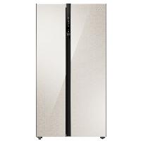 统帅(Leader)海尔出品 542升风冷无霜 彩晶变频 对开门冰箱 干湿分储 多层多路送风 BCD-542WLDCJ