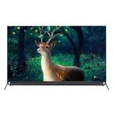 TCL  55P9 55英寸 原色高色域 人工智能语音 安桥一体式圆柱音响 无边全面屏LED电视(线下同款)