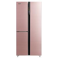 康佳 KONKA 368升 玻璃面板 风冷无霜T型对开门三门电冰箱 电脑温控 BCD-368WD6EBX