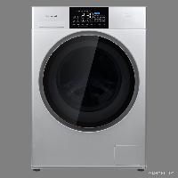 松下 panasonic 滚筒洗衣机 全自动10公斤 智能单洗 静音变频 XQG100-E155