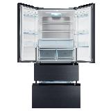 美的(Midea)508升 多门电冰箱 19分钟急速净味 双变频风冷无霜 一级能效 莫兰迪灰BCD-508WTPZM(E)