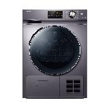 海尔(Haier)热泵烘干机干衣机家用  10KG滚筒式 正反转匀烘  衣干即停 免熨烫烘衣机 GBN100-636