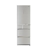 松下(Panasonic)435升nanoe(纳诺怡)?除菌净味 超薄 多门冰箱 自动制冰风冷 透湿保鲜NR-EE45PXA-N