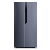 康佳(KONKA)388升 双变频风冷 对开门电冰箱 电脑温控 节能保鲜 两门家用 双开门 伯利兹蓝BCD-388WEGL5SP