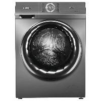 容声 京东自营 京品滚筒洗衣机全自动 10公斤洗烘一体 DD直驱变频 银离子除菌 除螨洗 RH10146D
