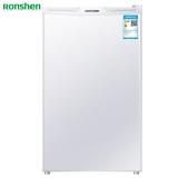 容声(Ronshen) 101升 单门小型迷你冰箱 一级能效 节能静音 家用租房宿舍客厅电冰箱 BC-101KT1 集采