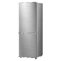 创维(SKYWORTH) 186升 冰箱双门小型 两天约一度电 微霜大空间 99.99%抗菌 家用宿舍租户电冰箱 BCD-186D