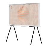 三星(SAMSUNG)43英寸LS01系列 QLED量子点 4K超高清 人工智能 教育资源Serif画境电视机QA43LS01TAJXXZ