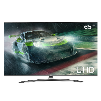 LG 65LG73CNPCA 65英寸 4K超高清 影院还原科技 丰富资源 AI动感应遥控 极速游戏 HDR+ 新月底座 游戏电视