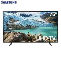 三星 SAMSUNG 75英寸 4K超高清 HDR动态图像 智能控光 物联loT 网络智能液晶电视UA75RU7700JXXZ(线下同款)