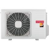 日立 HITACHI 中央空调家用一拖一风管机 全直流变频1匹 隐藏安装 RPIZ-25FN6Q/RAS-25FN6Q (不含安装)