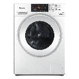 松下(Panasonic)滚筒洗衣机全自动9公斤 95度除菌洗 羽绒羊毛洗 节能静音XQG90-N90WJ