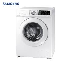 三星(SAMSUNG)10公斤 博慕系列滚筒洗衣机 WW10N64GTMW/SC(白色)自动投放 白