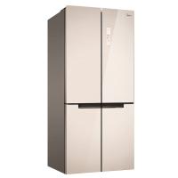 美的(Midea) 515升 十字对开门无霜冰箱 多维智能双变频 急速净味BCD-515WGPM 极地金