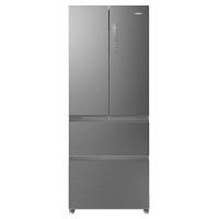 海尔(Haier)408升风冷无霜双变频多门冰箱全开抽屉三档变温独立母婴空间DEO净味BCD-408WBPBU1