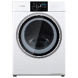 松下(Panasonic)滚筒洗衣机全自动10公斤  95度除菌洗 桶洗净  羽绒洗XQG100-NA5D